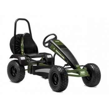 Kart à pédales jeep wrangler af prof vert berg toys -28.35.32