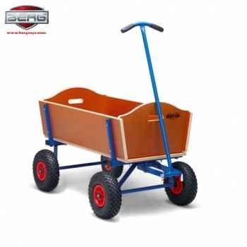 Kart à pédales chariot bleu berg toys -18.07.10