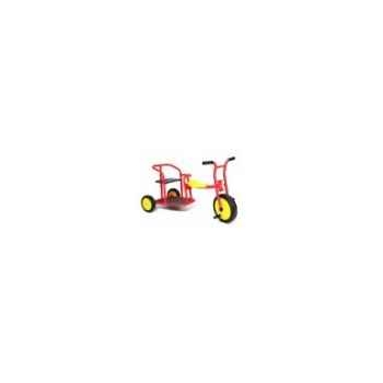 Junior taxi rouge berg toys -25.49.63