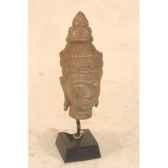 art asiatique buddha head pagoda rb714rp