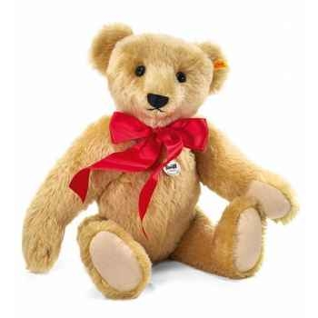 Peluche steiff ours teddy classique 1909, blond -000539