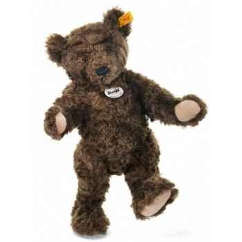 Peluche steiff ours teddy classique 1920, brun foncé -000812