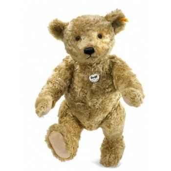 Peluche steiff ours teddy classique 1920, laiton -000843