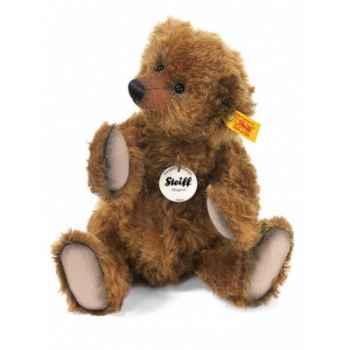 Peluche steiff ours teddy jona, blond -001062
