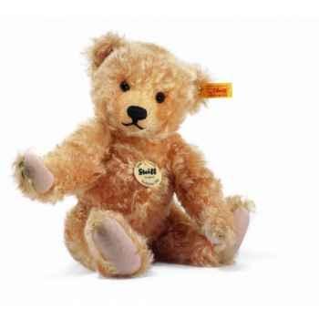 Peluche steiff ours teddy classique 1905, blond -004834