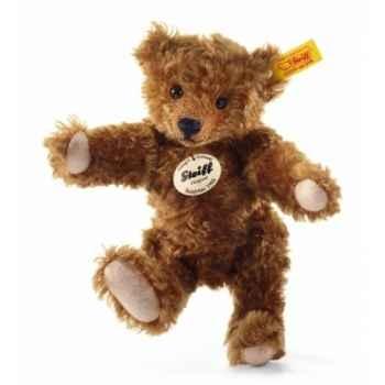Peluche steiff ours teddy classique 1905, châtaigne -004865