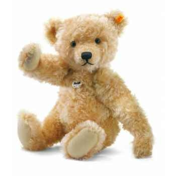 Peluche steiff ours teddy classique 1905, blond -004872