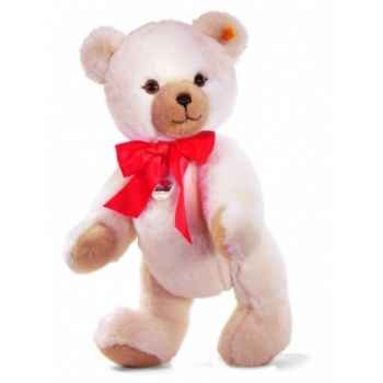 Peluche steiff petsy l'ours teddy, champagne -012198