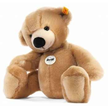 Peluche steiff ours teddy emil, blond -012693