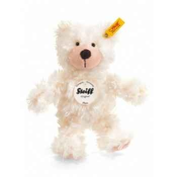 Peluche steiff ours teddy-pantin flora, abricot -012778