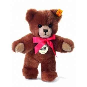 Peluche steiff ours teddy molly, châtaigne -019586