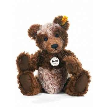 Peluche steiff ours teddy moritz, châtaigne -027536