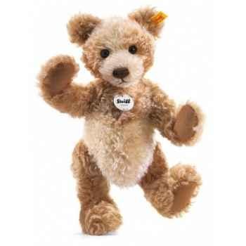 Peluche steiff ours teddy moritz, blond foncé -027543