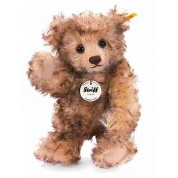 Peluche steiff ours teddy classique 1926, brun chiné -027581