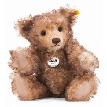 Peluche steiff ours teddy classique 1926 , brun chiné -027994