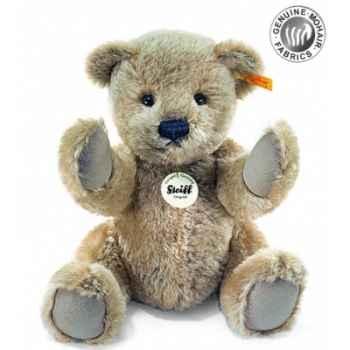 Peluche steiff ours teddy classique, blond doré -039683