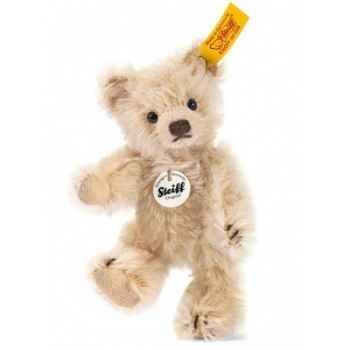 Peluche steiff ours teddy miniature, blond -040009