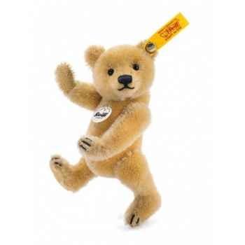 Peluche steiff ours teddy classique, blond -040047