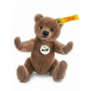 Peluche steiff ours teddy classique, caramel -040054