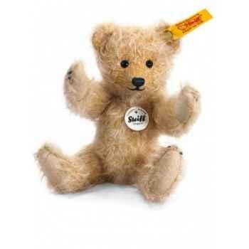 Peluche steiff ours teddy classique, blond doré -040061