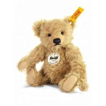 Peluche steiff ours teddy classique 1920, laiton -040092