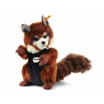 Peluche steiff ours panda bendy -060137