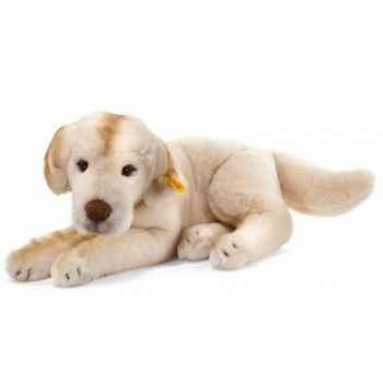 Peluche steiff labrador luca, blond -079443