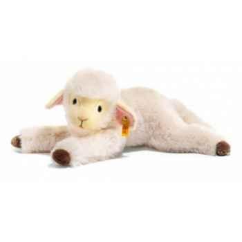 Peluche steiff agneau boeky, crème -103490