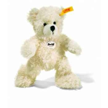 Peluche steiff ours teddy lotte, blanc -111365