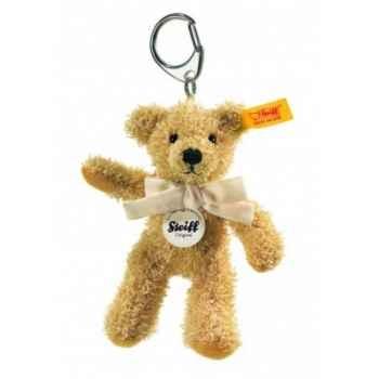 Peluche steiff porte-clés ours teddy sophie, brun doré -111587