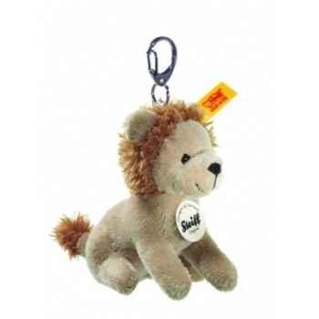 Peluche steiff porte-clés lion, blond doré -112058