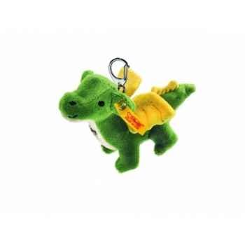Peluche steiff porte-clés dragon volant, vert -112126