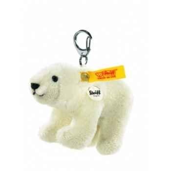 Peluche steiff porte-clés ours polaire , blanc -112195