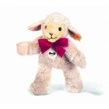 Peluche steiff agneau poppy, crème -124174