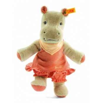 Peluche steiff hippo mockyli, apricot -237768