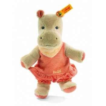 Peluche steiff hippo mockyli, apricot -237775