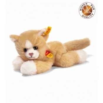 Peluche steiff le petit ami de steiff chat kitty, blond -280061