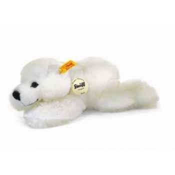 Peluche steiff le petit ami de steiff ours blanc arco, blanc -280085