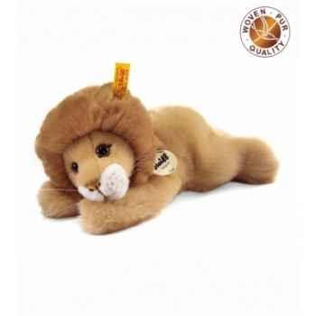 Peluche steiff le petit ami de steiff lion leo, blond -280092