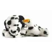 peluche steiff le petit ami de steiff dalmatien chiot lupi blanc noir 280269