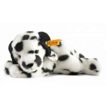 Peluche steiff le petit ami de steiff dalmatien chiot lupi, blanc/noir -280269