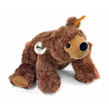 Peluche steiff petit floppy de steiff ours brun urs, brun -281068