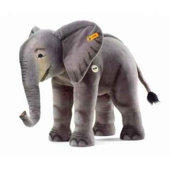 Peluche steiff Éléphant studio, gris -500725