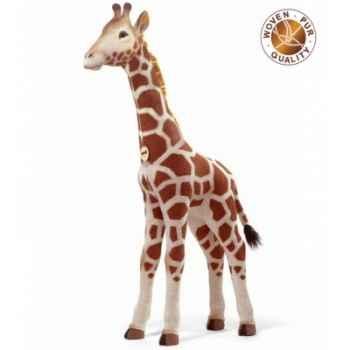 Peluche steiff girafe studio, blonde mouchetée -502170