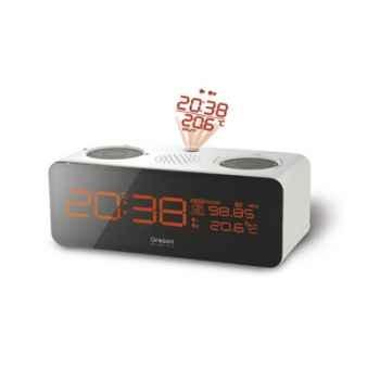 Radio réveil projecteur OREGON -RRM 320 P
