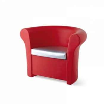 Fauteuil design kalla with cushion SD CAL050