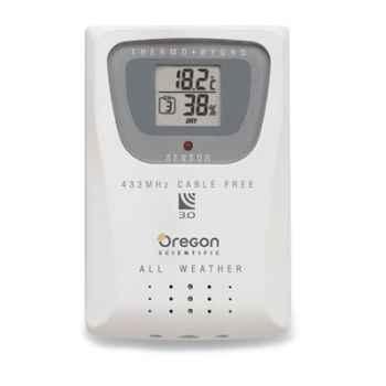 Sonde température et humidité SILVA -THGR 810