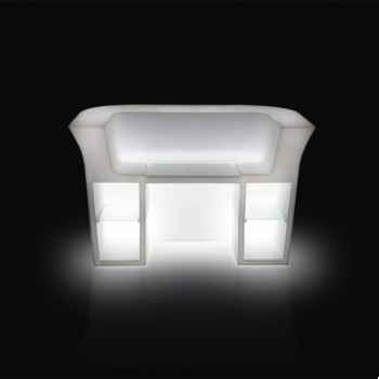 Bar lumineux design design my desk top and shelves included SD DES110