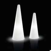 objet de decoration design lumineux design cono in lp con113