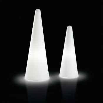 Objet de décoration design lumineux design cono in LP CON113